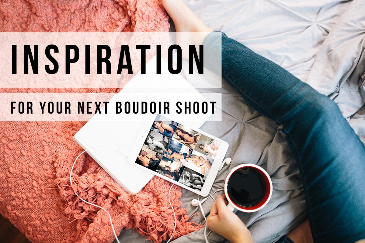 Guide ebook download boudoir posing